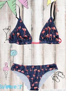 Bikinis 2012. Bikinis colección verano 2012. Blog de moda Argentina.