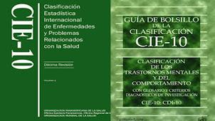 'CIE 10' Manuales Completo y de Bolsillo