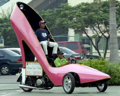 mobil sepatu dari Filipina