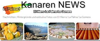 Aktuelle NEWS auf Lapalma1.net