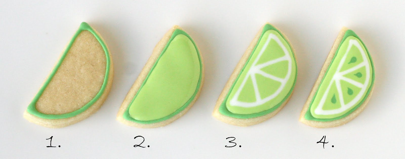 Margarita Cookies {Decorating How-To} – Glorious Treats
