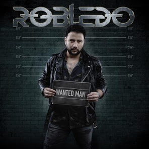 Robledo Wanted Man Frontiers Records September 17, 2021