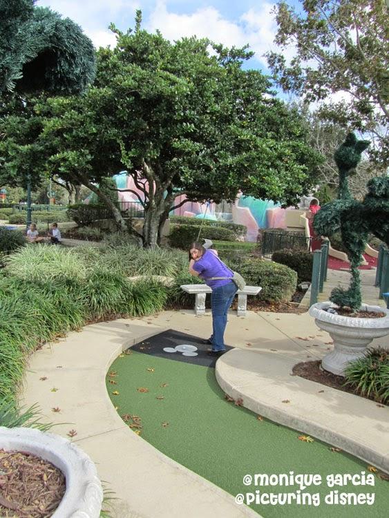 Picturing Disney Fantastic Fun At The Fantasia Gardens