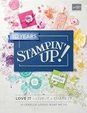 Stampin' Up Japan 2018-2019 年間カタログ