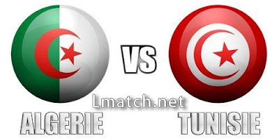 Tunisie Vs Algerie LIVE en Direct