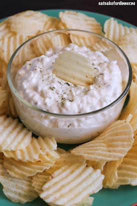 3-Ingredient Ranch Dip