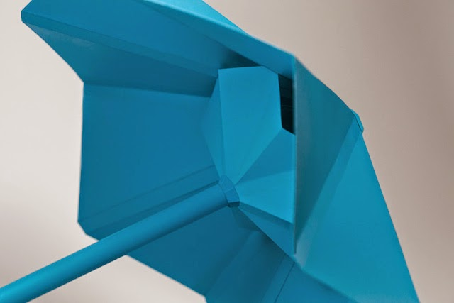 The Origami Umbrella Seen On www.coolpicturegallery.us