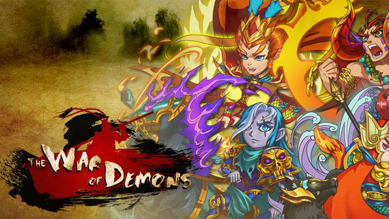 The War of Demons Gameplay IOS / Android