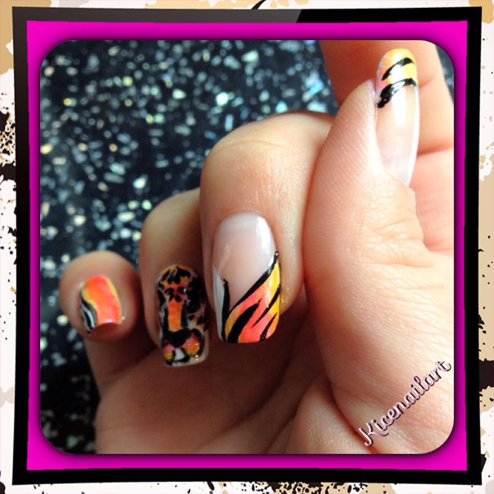 nail art par kicenailart nail art par mel nail art