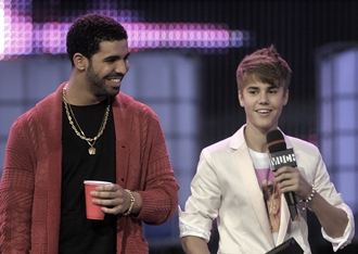"Justin Bieber Reveals Song With Drake: ""It's One Of My Favorites"""