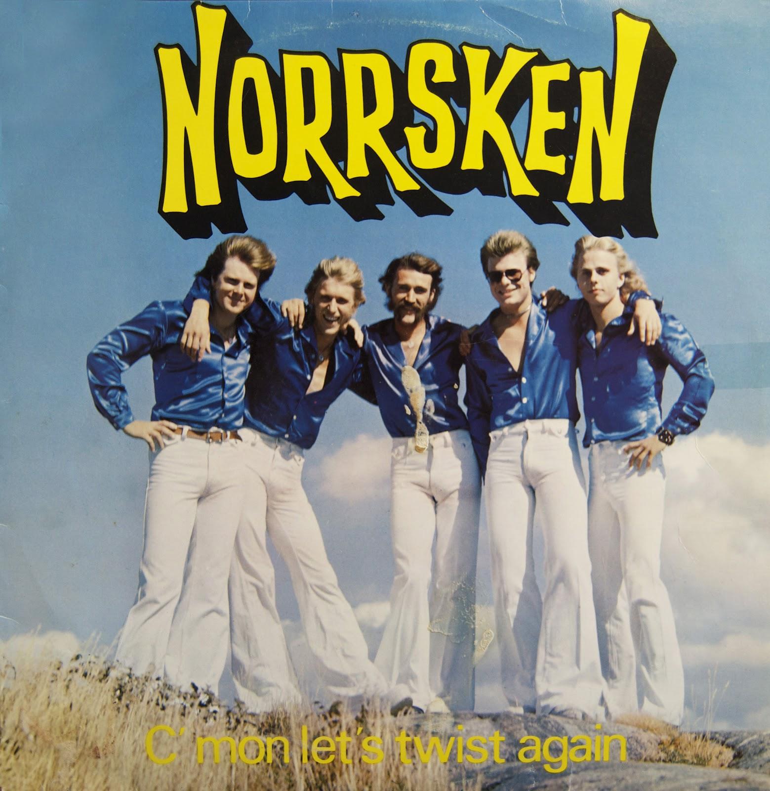 Katastrofala omslag norrsken c 39 mon let 39 s twist again - Norrsken mon compte ...