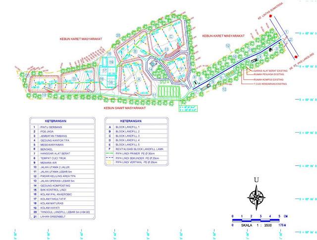 Situasi Contour dan Site Plan Survey Pengukuran Topografi 7