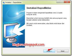 Download Dapodikdas v 2.0.2 Terbaru