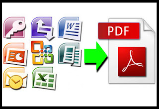 how to make something into a pdf file