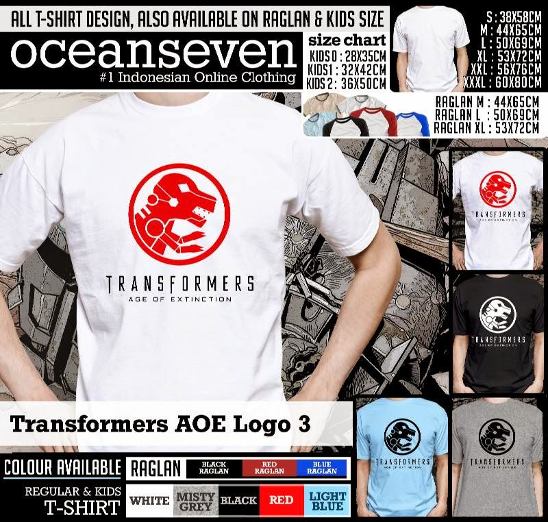 Kaos Transformers AOE Logo 3