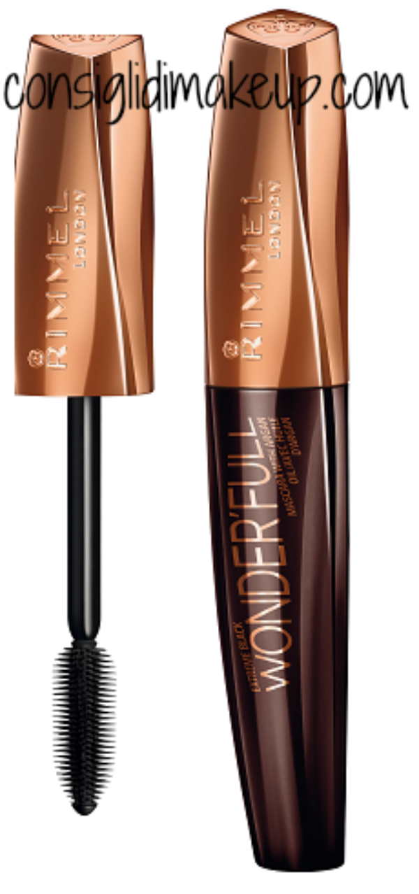 Preview: Extreme Black Wonder'full Mascara e Exaggerate Smoke N' Shine Liner - Rimmel