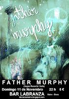 FATHER MURPHY no Bar Labranza