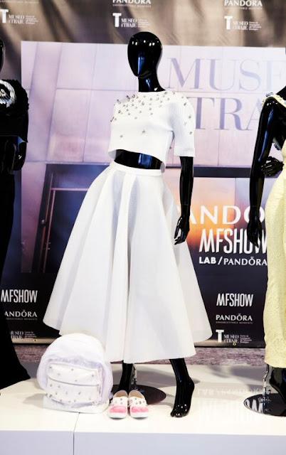 MFSHOW LAB BY PANDORA, Premios 2ª Edición, Lorena de Dios, Museo del Traje,  Jovenes Diseñadores, Mecenazgo