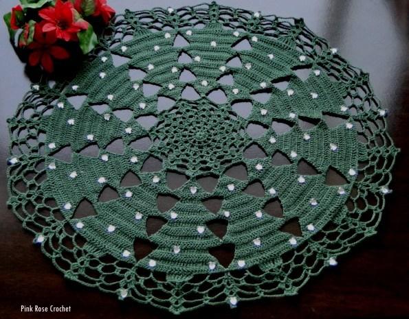 centros de mesa en crochet | facilisimo.com