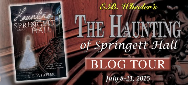 The Haunting of Springett Hall Blog Tour
