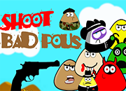 Shoot Bad Pou