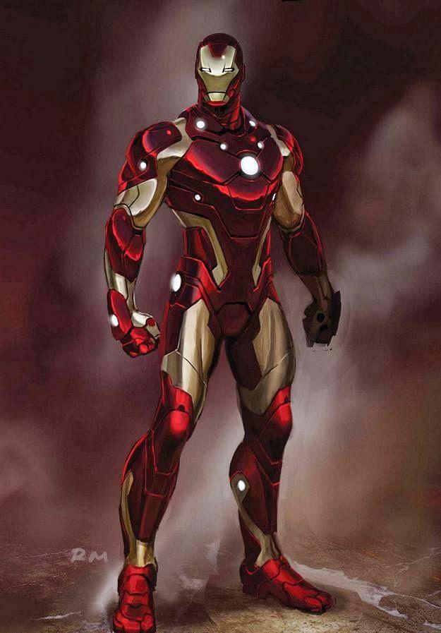 Avengers 2 Iron Man Su...