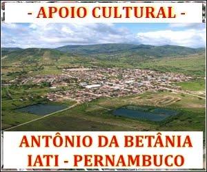 ANTÔNIO DA BETÂNIA - IATI (PE)