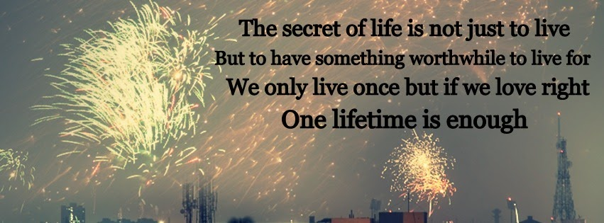 Facebook Timeline Covers Life Quotes ~ shubhz Quotes