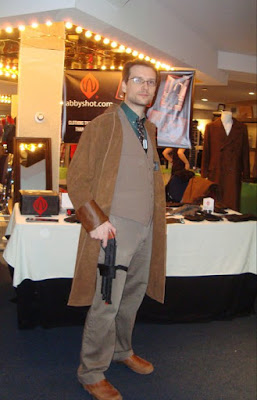 AbbyShot Malcolm Reynolds Browncoat at Sci-Fi on the Rock