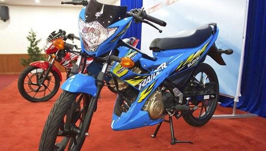 Xe Côn Tay: Suzuki Raider 150