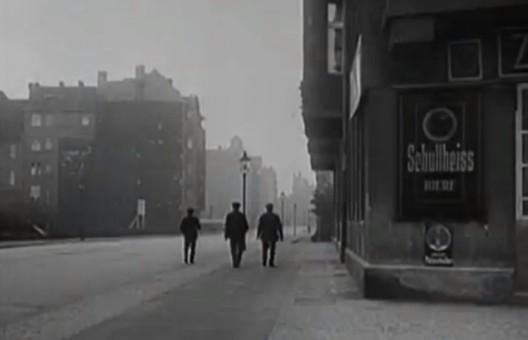 Doctor Ojiplatico. Berlín: Die Sinfonie der Großstadt. Symphony of a great city. Sinfonía de una gran ciudad (1927).Walter Ruttman