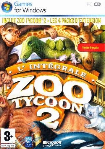Zoo Tycoon 2 : Ultimate Collection Cracked JEUX PC EN LIGNE + MODS MULTI FRANCAIS TELECHARGER ...