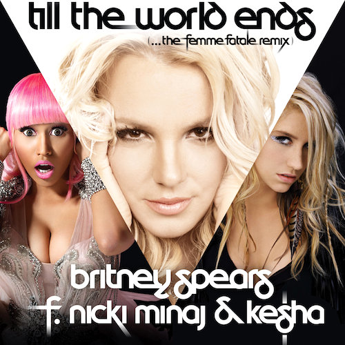 britney spears till world ends cover. Britney Spears has dropped an