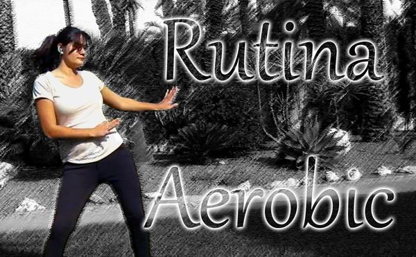 Quema grasas rutina aerobic