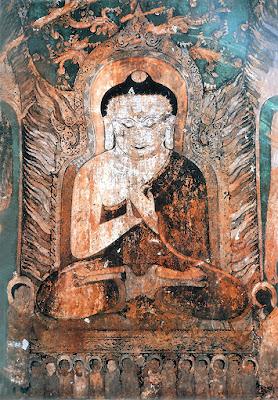 Bagan Murals or Wall Paintings