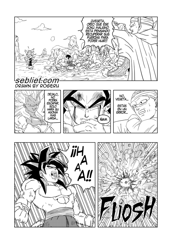 Dragon Ball EX 143