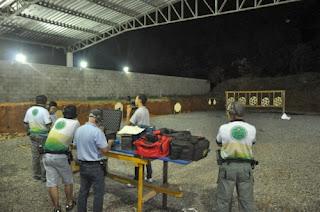 Clube de Tiro Seriema - Lucas do Rio Verde (MT) - Foto: Divulgação