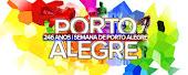 ANIVERSÁRIO DE PORTO ALEGRE - 26 DE MARÇO