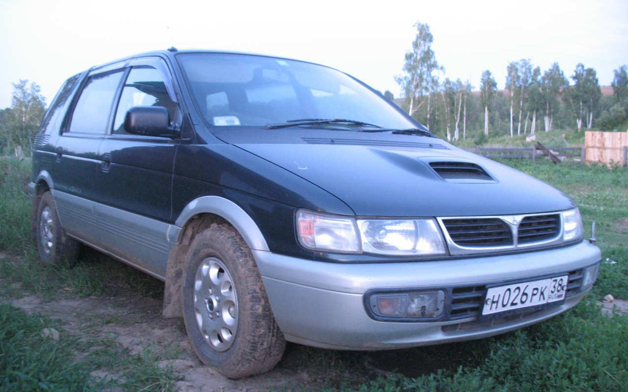 Automotive Database  Mitsubishi Chariot