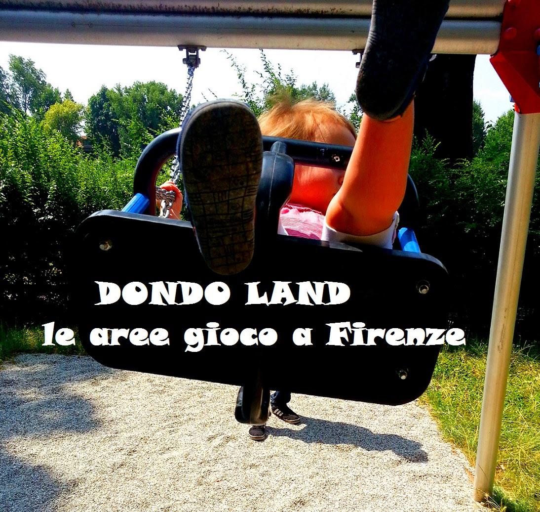 Dondo Land - le aree gioco a Firenze