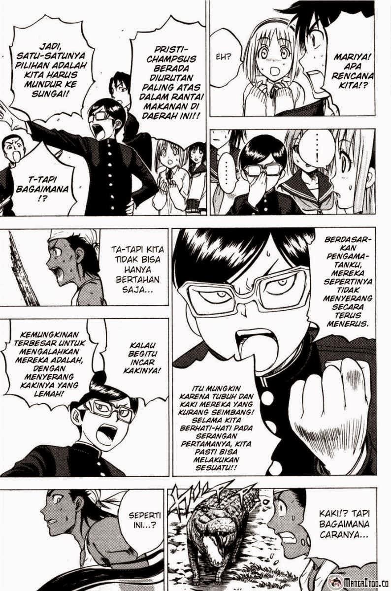 Komik cage of eden 071 - hasil dari ramalan 72 Indonesia cage of eden 071 - hasil dari ramalan Terbaru 4|Baca Manga Komik Indonesia|