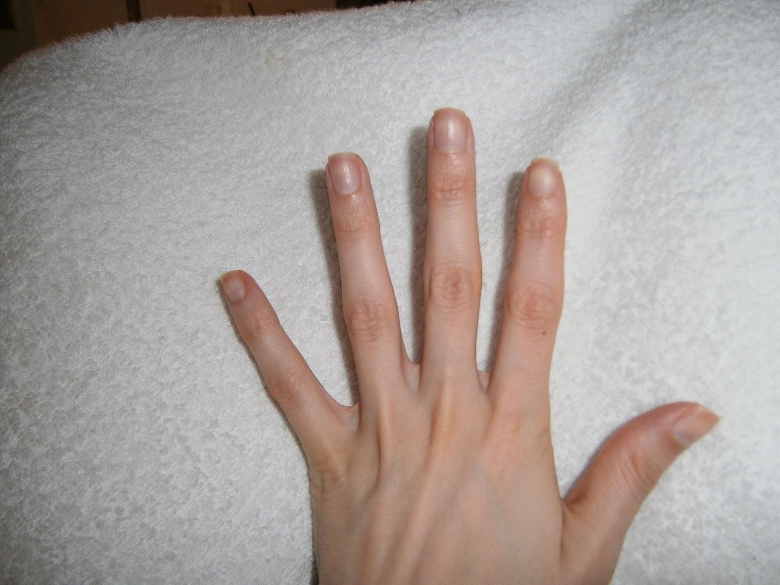 beautiful me plus you: rimmel nail polish french manicure - no need ...