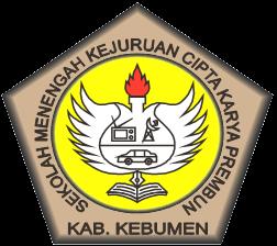 logo smk kejuruan cipta karya prembun