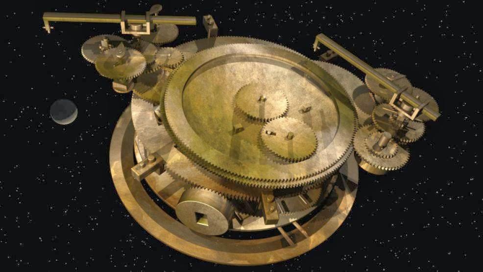 La máquina de Anticitera