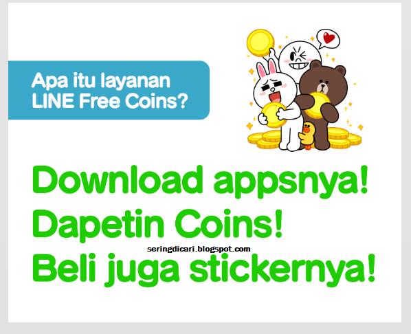 Cara Mudah Mendapatkan Free Coin di LINE