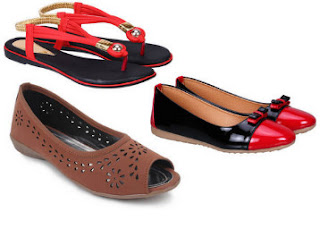 Paytm : Buy Women's Branded Footwear And get at Upto 74% Off with Extra 60% Cashback, starting at Rs.200 only _ Buytoearn