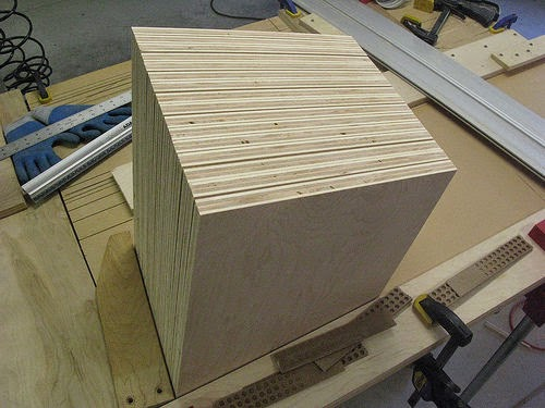 Wood working plans step by step guide building plyometric for Plyo box template