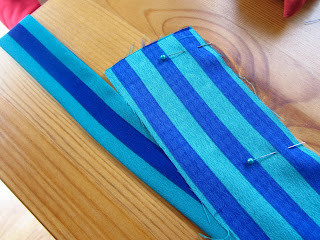 Easy breezy skirt sew along, day #3 | Bobbins of Basil #easybreezyskirt