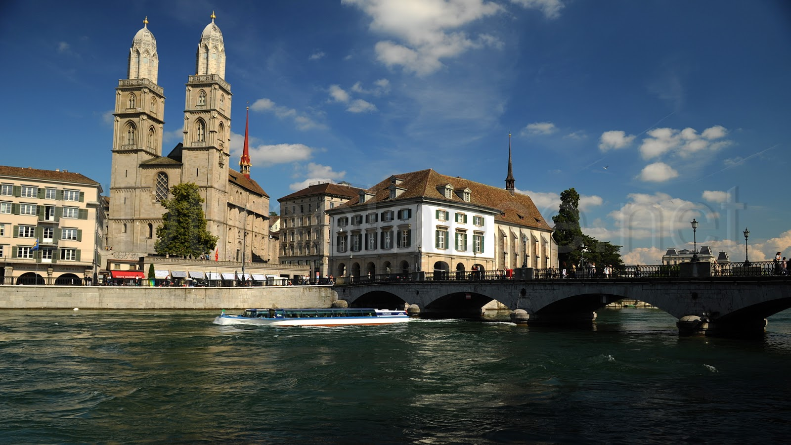 zuerich switzerland