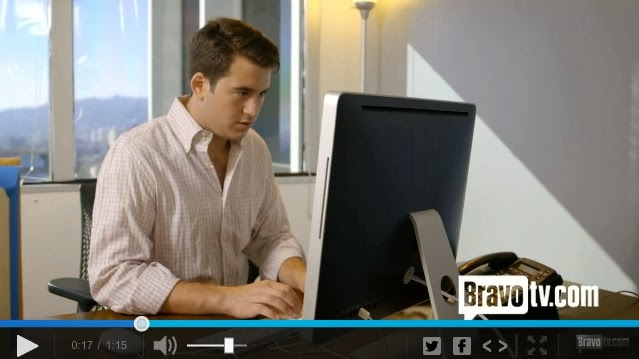Brian online dating bravo
